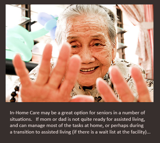 When to use In-Home Care