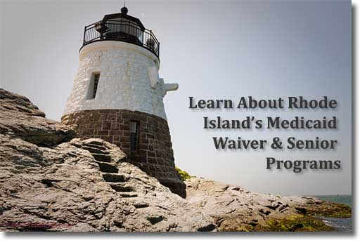 Rhode Island's Medicaid Waiver Programs