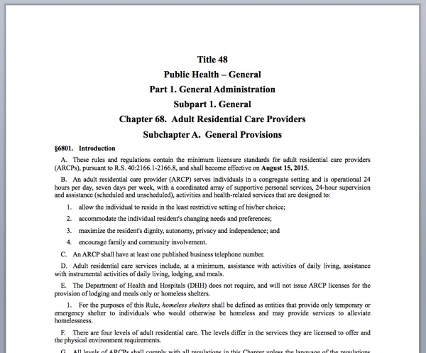 Ohio Nursing Home Citations