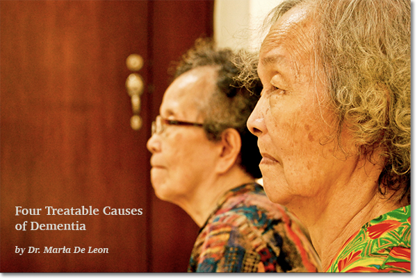 Treatable Causes of Dementias