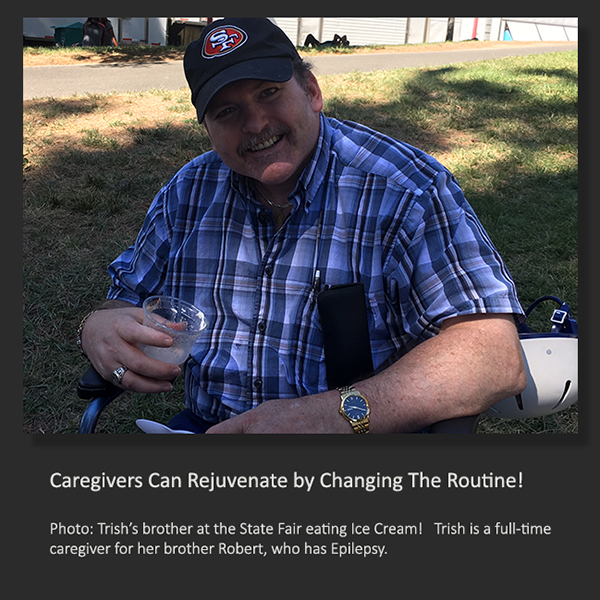 Changing Routines as a Caregiver
